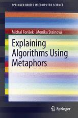 Explaining Algorithms Using Metaphors