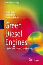 Green Diesel Engines