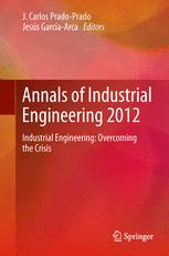 Annals of Industrial Engineering 2012