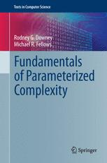 Fundamentals of Parameterized Complexity