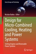 Design for Micro-Combined Cooling, Heating and Power Systems