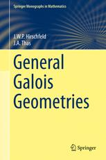 General Galois Geometries