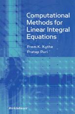 Computational Methods for Linear Integral Equations