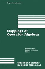 Mappings of Operator Algebras
