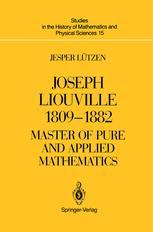 Joseph Liouville 1809–1882