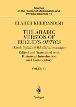 The Arabic Version of Euclid's Optics