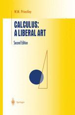 Calculus: A Liberal Art