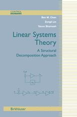 Linear Systems Theory
