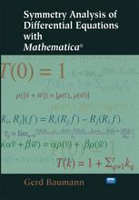 Symmetry Analysis of Differential Equations with Mathematica®