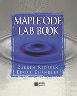 The Maple® O.D.E. Lab Book