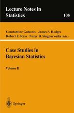 Case Studies in Bayesian Statistics, Volume II