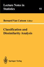 Classification and Dissimilarity Analysis