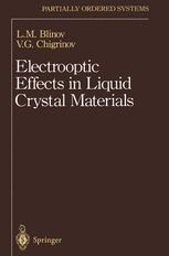 Electrooptic Effects in Liquid Crystal Materials
