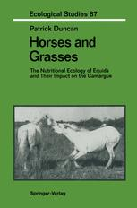 Horses and Grasses