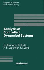 Analysis of Controlled Dynamical Systems