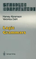 Logic Grammars