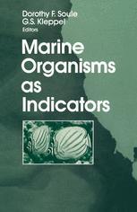 Marine Organisms as Indicators