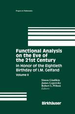 Functional Analysis on the Eve of the 21st Century Volume II