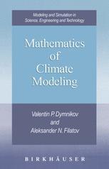 Mathematics of Climate Modeling