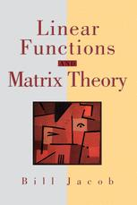 Linear Functions and Matrix Theory