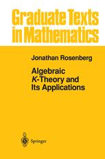 Algebraic K-Theory and Its Applications