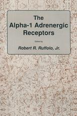 The alpha-1 Adrenergic Receptors