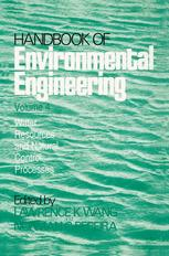 Water Resources and Natural Control Processes