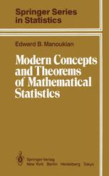 Modern Concepts and Theorems of Mathematical Statistics