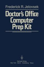 Doctor's Office Computer Prep Kit