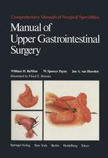 Manual of Upper Gastrointestinal Surgery