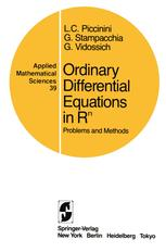 Ordinary Differential Equations in Rn