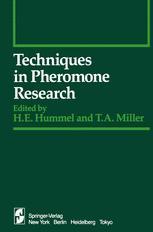 Techniques in Pheromone Research