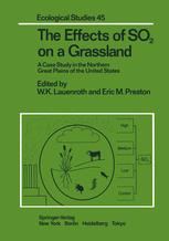 The Effects of SO2 on a Grassland