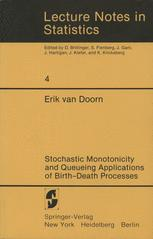 Stochastic Monotonicity and Queueing Applications of Birth-Death Processes