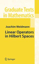 Linear Operators in Hilbert Spaces