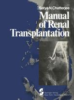 Manual of Renal Transplantation
