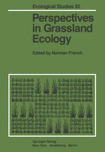 Perspectives in Grassland Ecology