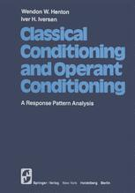 Classical Conditioning and Operant Conditioning