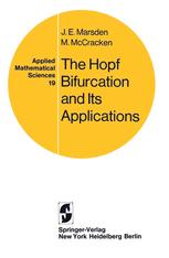 The Hopf Bifurcation and Its Applications