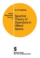 Spectral Theory of Operators in Hilbert Space