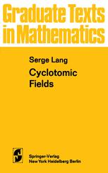 Cyclotomic Fields