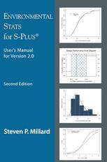 EnvironmentalStats for S-Plus®