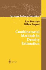 Combinatorial Methods in Density Estimation