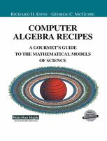 Computer Algebra Recipes