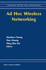 Ad Hoc Wireless Networking