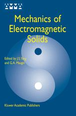 Mechanics of Electromagnetic Solids