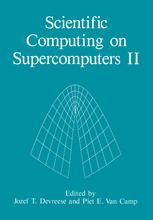 Scientific Computing on Supercomputers II