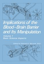 Implications of the Blood-Brain Barrier and Its Manipulation