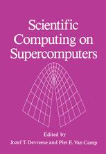 Scientific Computing on Supercomputers