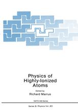 Physics of Highly-Ionized Atoms